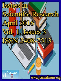 Issues in Scientific Research