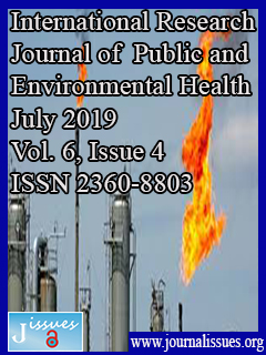 IRJPEH Vol 6 (4), July 2019 | Journal Issues