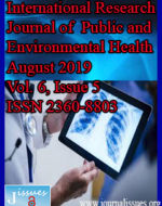 International Research Journal of Public and Environmental Health